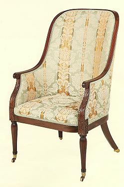 Replica Furniture In The Federal Style The Philadelphia Sheraton