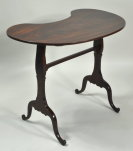 George III Kidney Shaped Writing Table - Inv. #10685